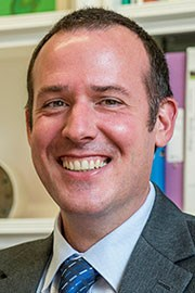 Chris Sweeney - Mark College Principal
